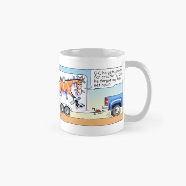"Fergus the Horse: ""Duck Tape Huh?"" Comic Strip Classic Mug"