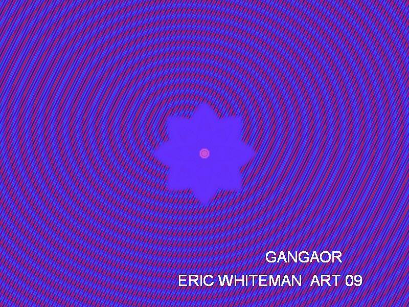 (GANGAOR  ) ERIC  WHITEMAN  by ericwhiteman