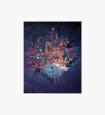 Envoy (Kitsune) Art Board Print