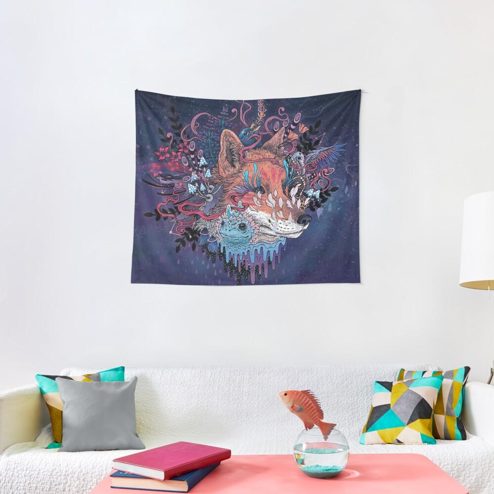 Envoy (Kitsune) Tapestry