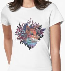 Envoy (Kitsune) Fitted T-Shirt