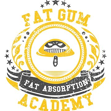 Fat Gum Academy. by hybridgothica