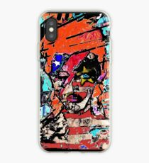 Ode to Bowie iPhone Case