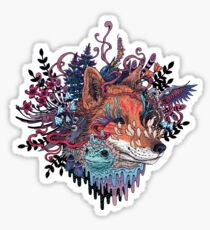 Envoy (Kitsune) Sticker