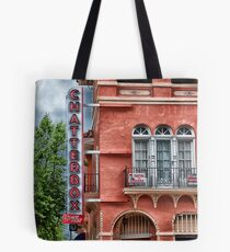 The Chatterbox Since 1937 Tote Bag