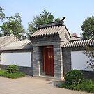 Red Door - Summer Palace, Beijing, China by daytona235