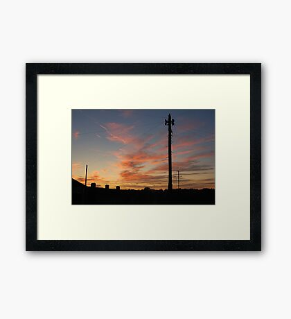 Dawn Framed Print