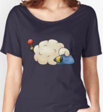 Sleepy Mareep Women's Relaxed Fit T-Shirt