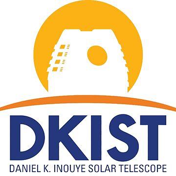 Daniel K. Inouye Solar Telescope Logo by Spacestuffplus