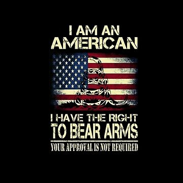 The Right To Bear Arms by AmericanPoison