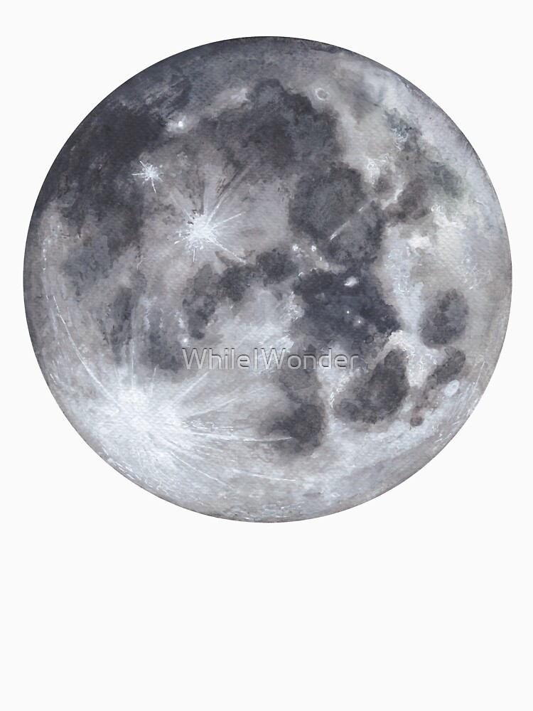 Vollmond von WhileIWonder