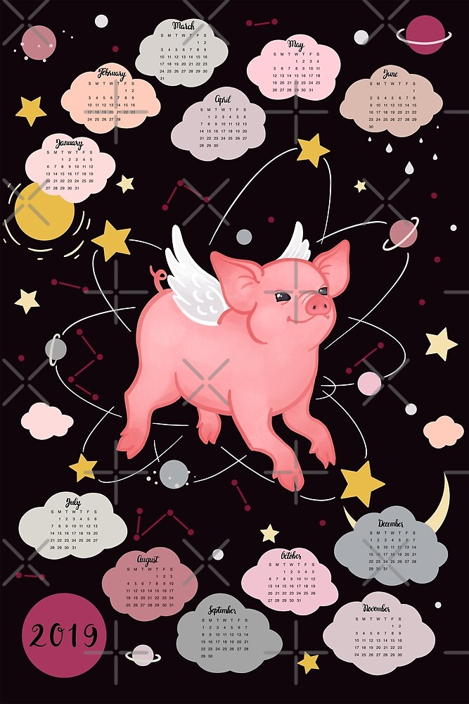 Piggy Year by Elena Naylor