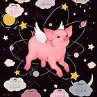 Piggy Year by Elena Naylor