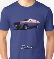 Datsun 120Y Fastback Coupe B210 Unisex T-Shirt