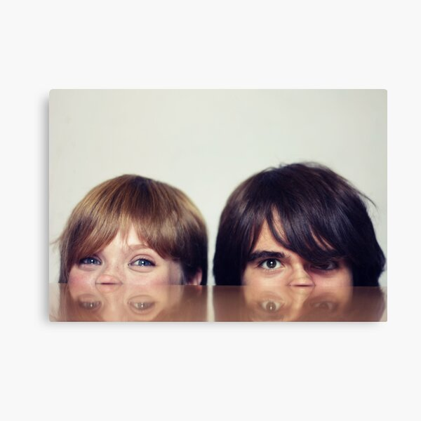 Squishy noses. Canvas Print