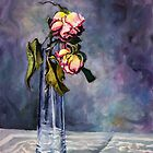 Saskia's Roses by JolanteHesse