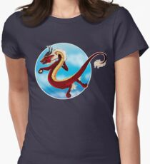 High in the Sky Women's Fitted T-Shirt