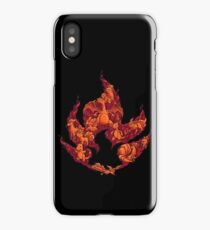 PokeDoodle - Fire iPhone Case/Skin