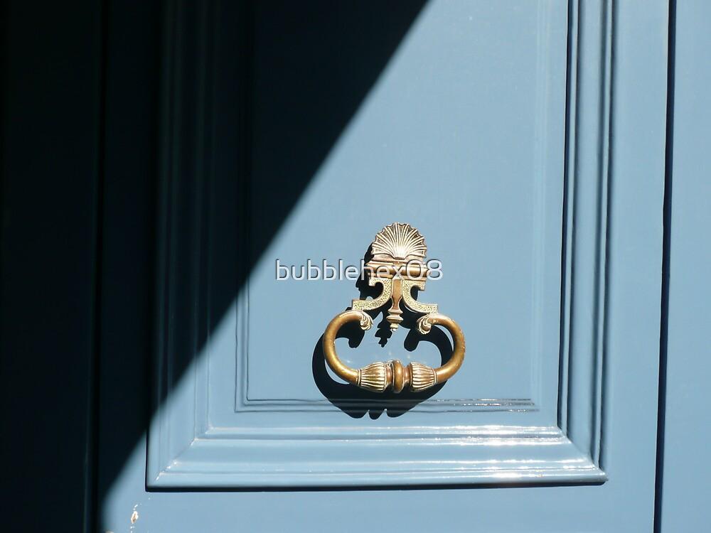 My favorite doorknocker by bubblehex08