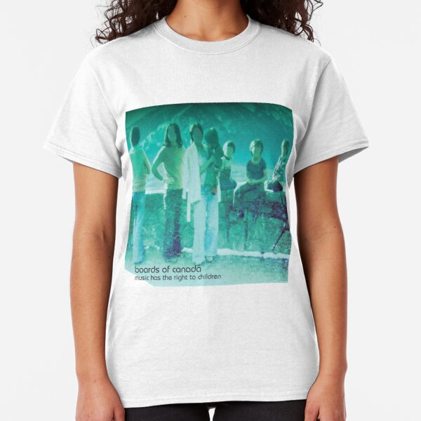 Music Has The Right To Children Classic T-Shirt