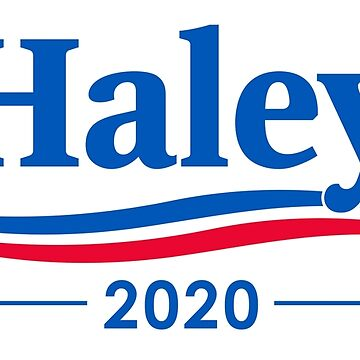 Haley 2020 by boxsmash
