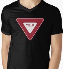 Yield Men's V-Neck T-Shirt