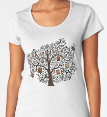 The Tree of Books Women's Premium T-Shirt