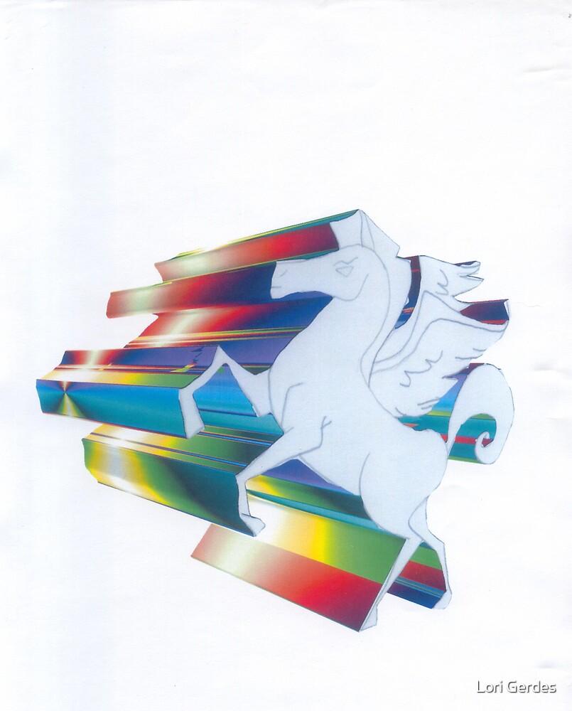 Pegasus by Lori Gerdes