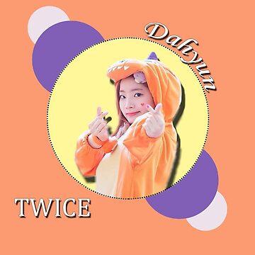 Dahyun 다현 - TWICE 트와이스 by BLectro