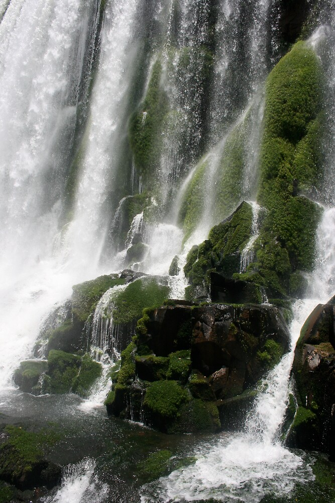 water fall by alineB
