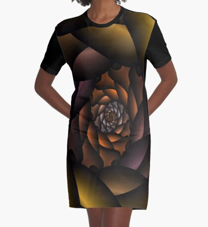 Dome Graphic T-Shirt Dress