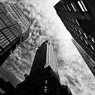 Chrysler Building - New York City by Vivienne Gucwa