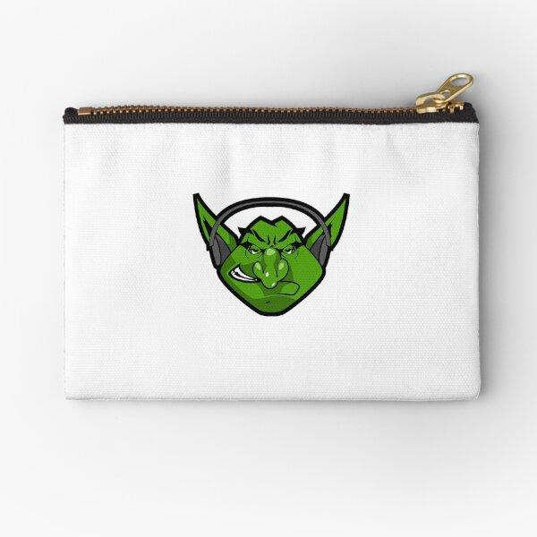 GFM Green Zipper Pouch