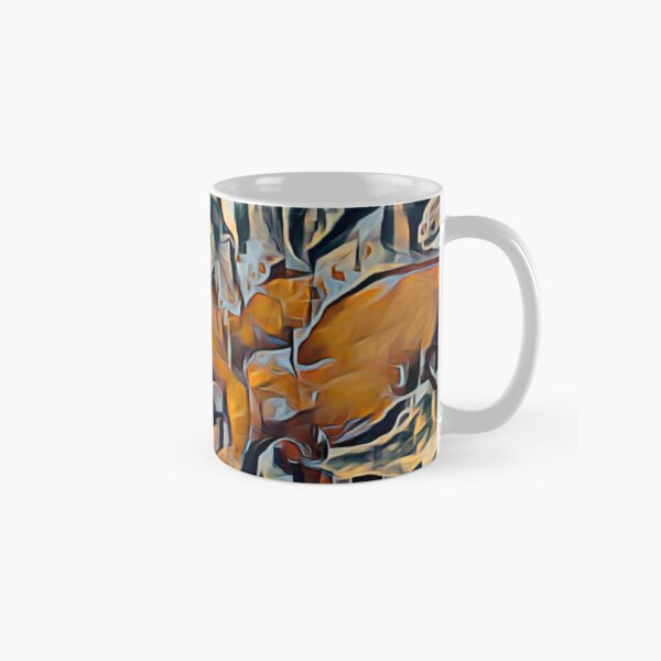 Carrying the Weight Classic Mug