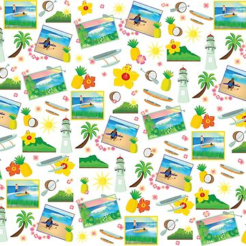 Tropical Pattern by ConsilienceCo