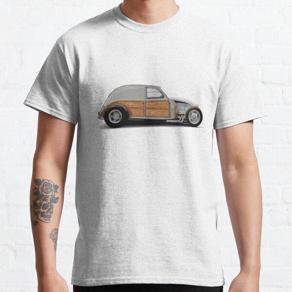 Citroën 2CV V8 Hot Rod Panel Van Classic T-Shirt
