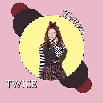 Tzuyu 쯔위 - TWICE 트와이스 by BLectro