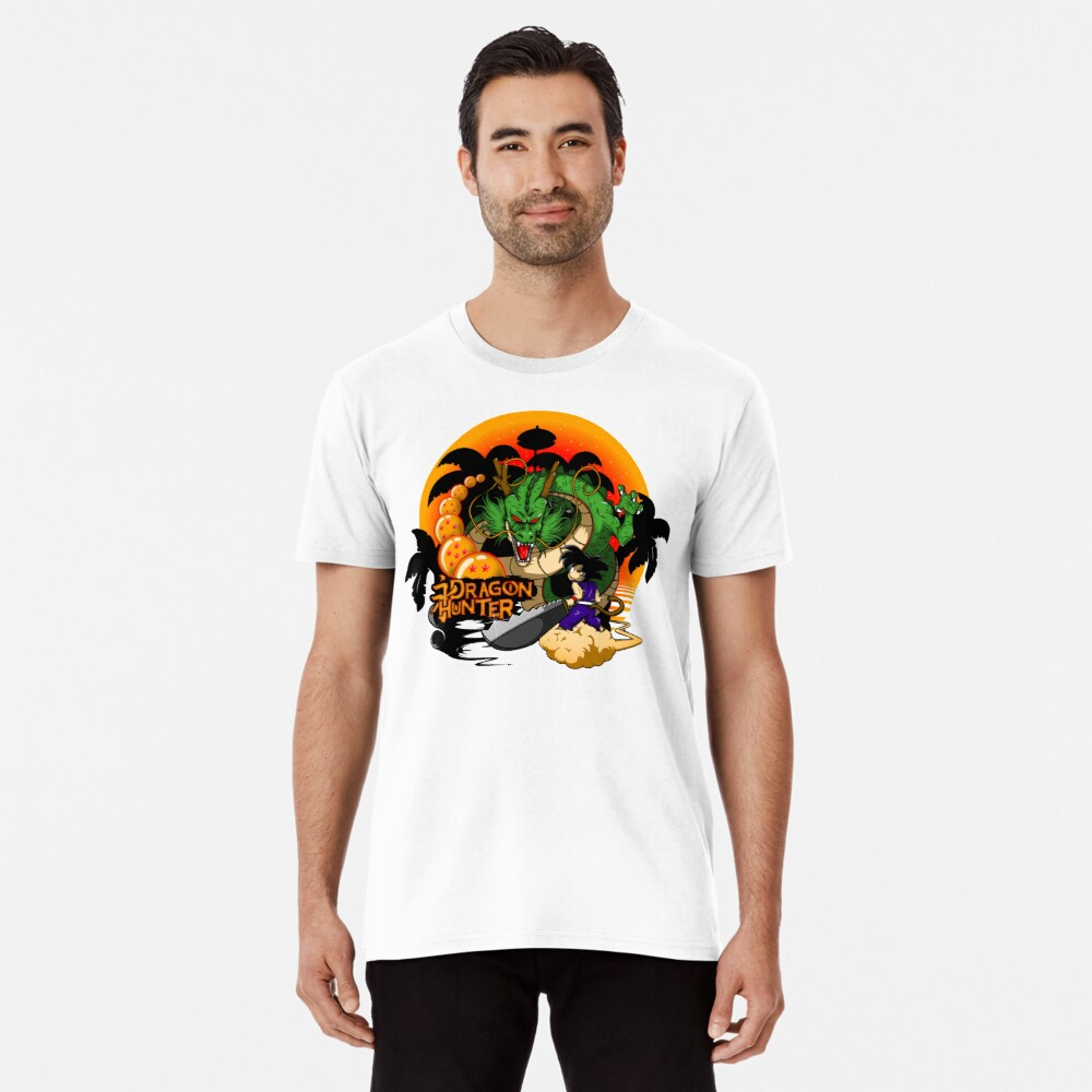 Eternal Dragon Hunter Camiseta premium