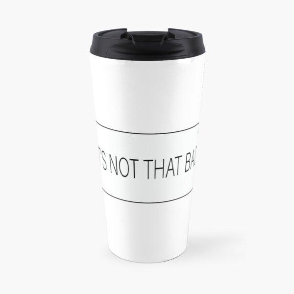 Kansas Travel Mug