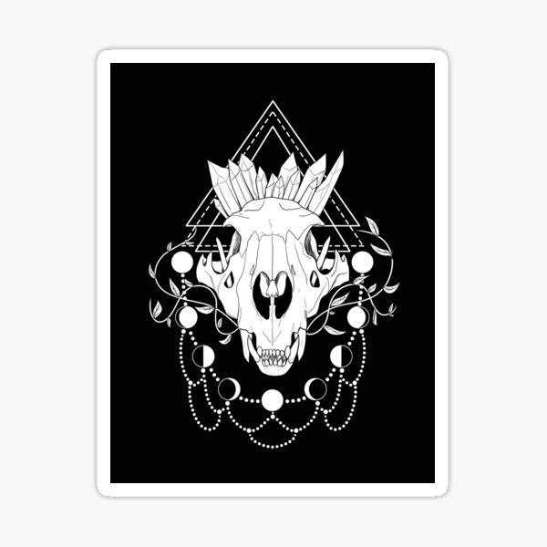 Leo - Elegant Zodiac Sticker