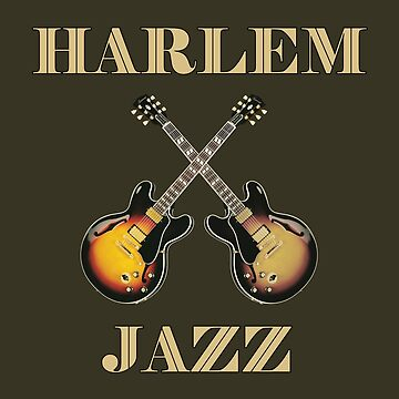 Harlem Jazz by barminam