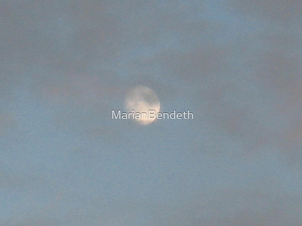 Mystic Moon by MarianBendeth