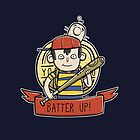 Batter Up! by Matt Sinor