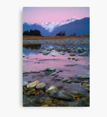 Fox River 3 Canvas Print