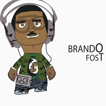 brando fost by monkeybeat12