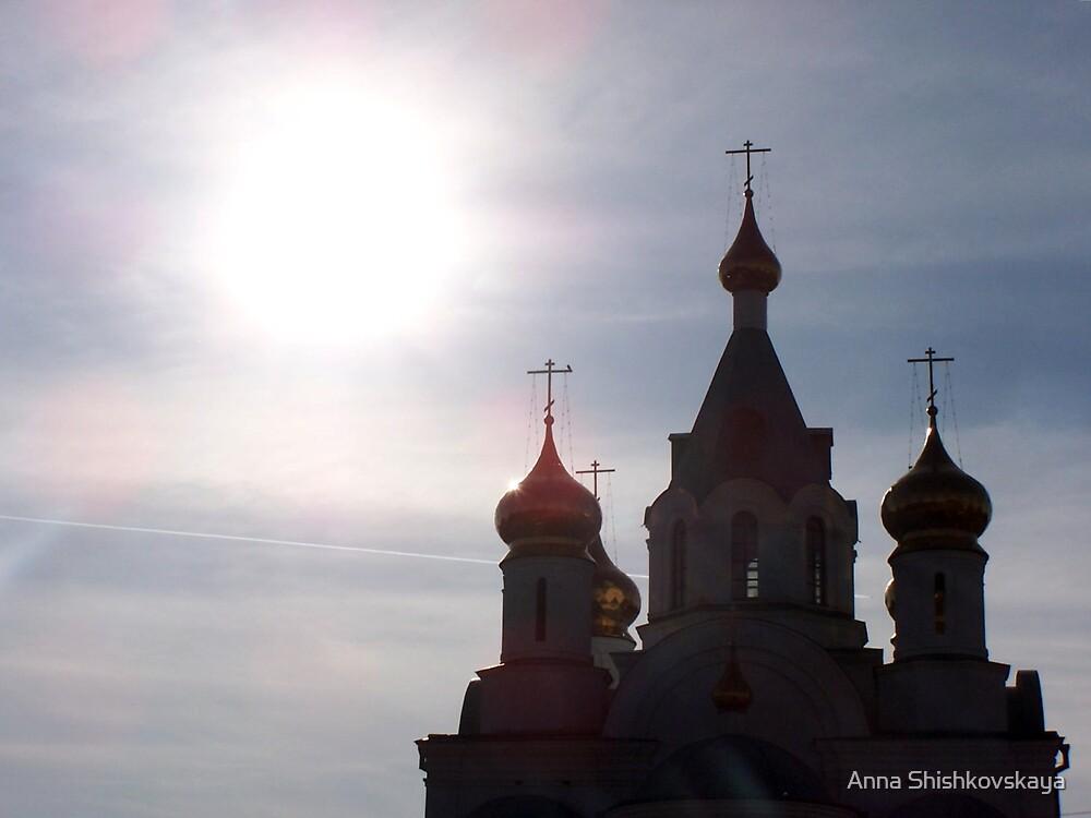 church by Anna Shishkovskaya