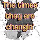 Changing Times by creepyjoe