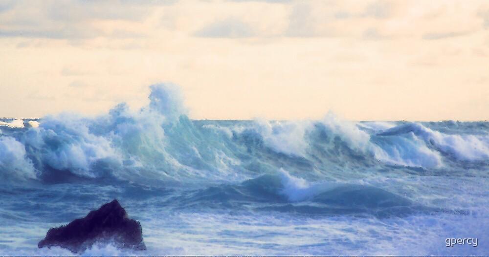 Bermuda Surf by gpercy