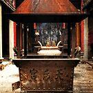 Thien Hau Temple by Lucinda Walter