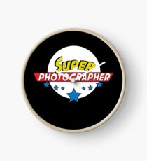 Super photographer, #photographer  Clock